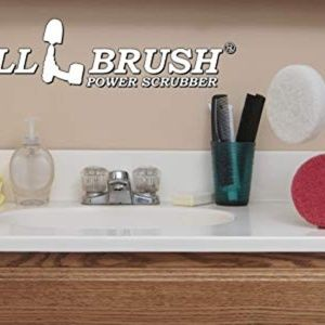 Other - Cleaning Supplies - Drill Brush - Bathroom Accesso